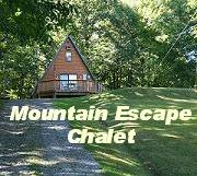 Mountain Escape Chalet – WV Cabin Rentals