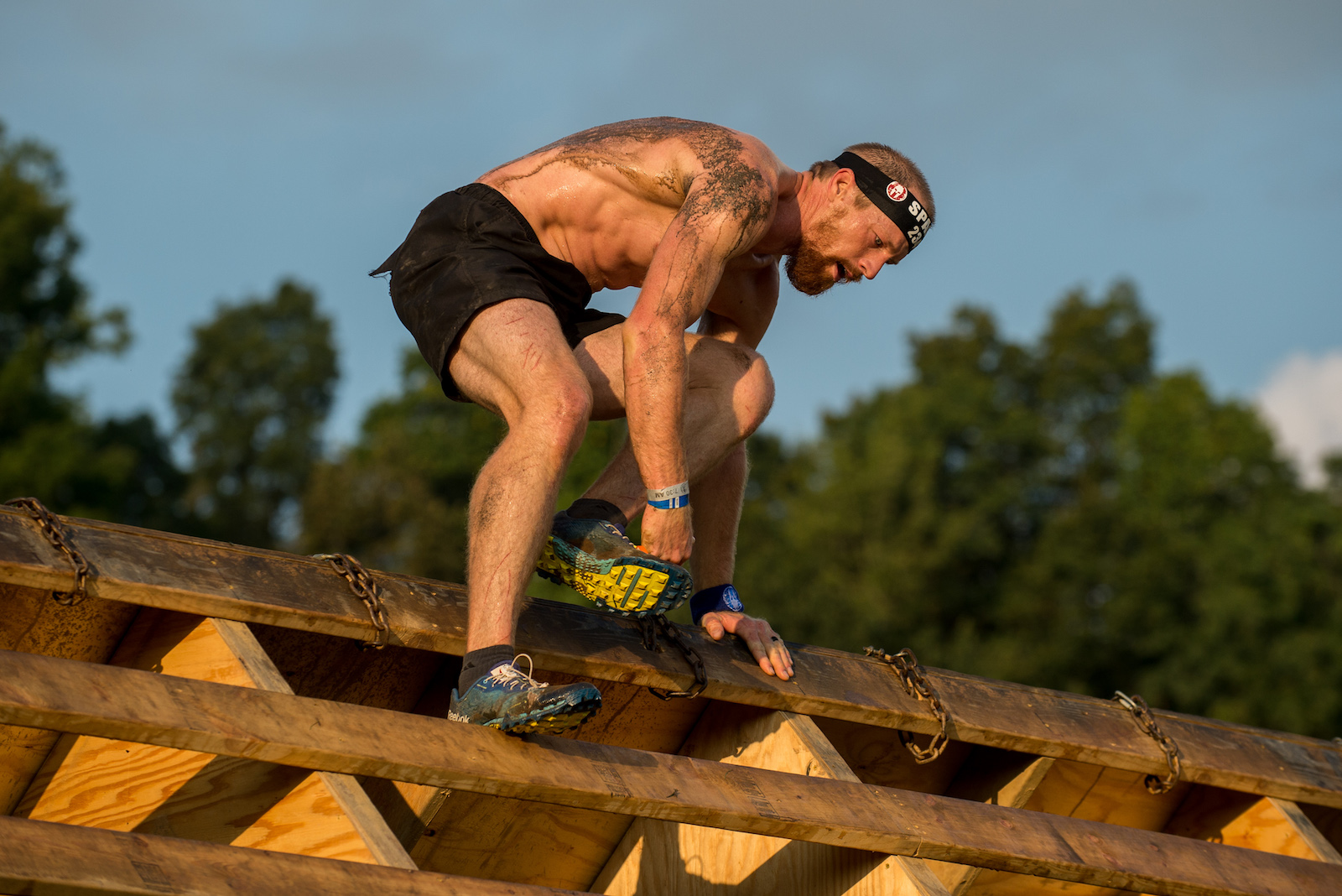 For Spartan Racers: Activities to warm-up or cool down!