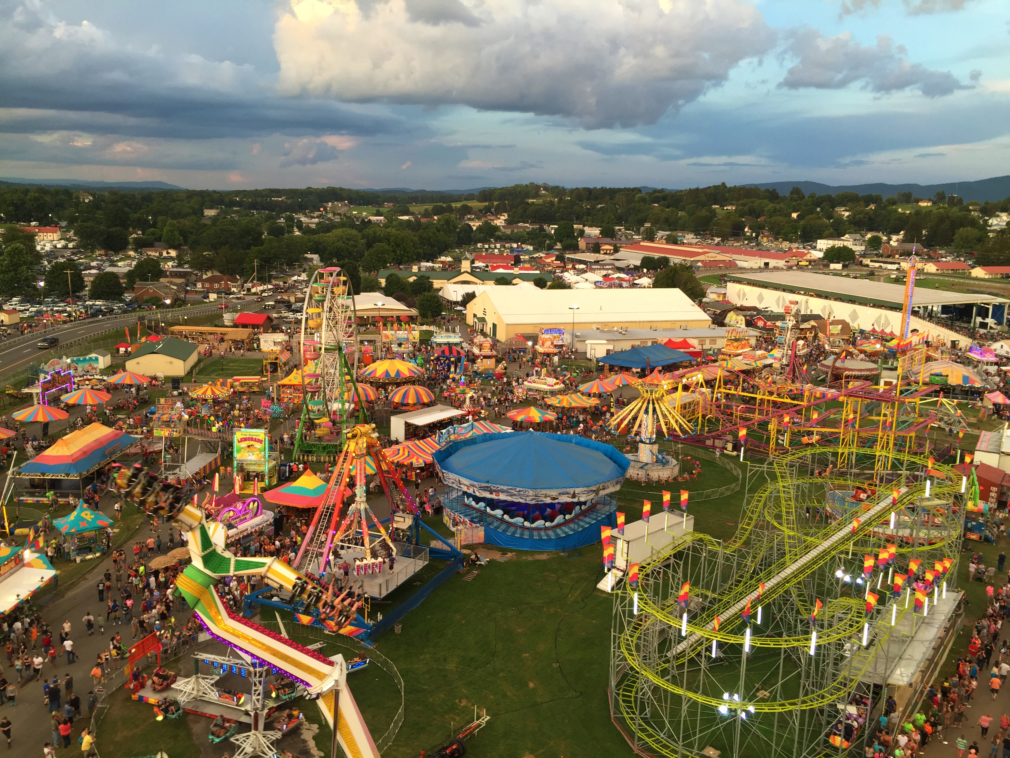 "Plan a Day of ""Unforgettable Fun"" at the State Fair of WV"