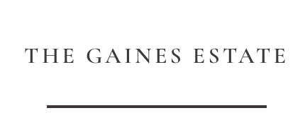 Image for The Gaines Estate